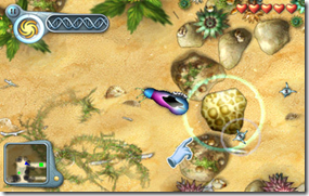 Spore Creatures Gameplay