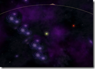 Chuck Norris alinhando Galáxias.