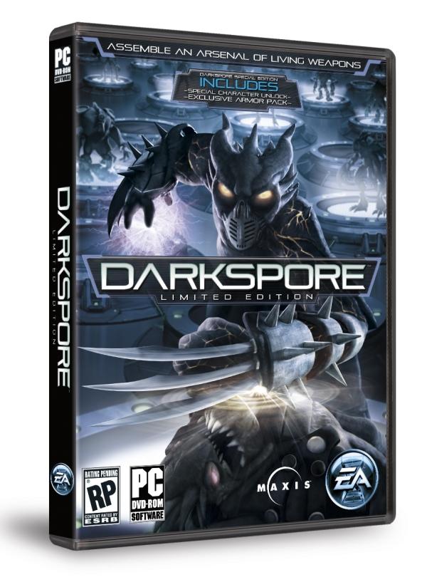 Название Darkspore Тип издания Репак Назначение Action, RPG, 3D